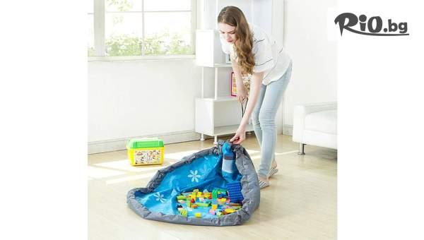 Чанта-органайзер за детски играчки, от Topgoods.bg