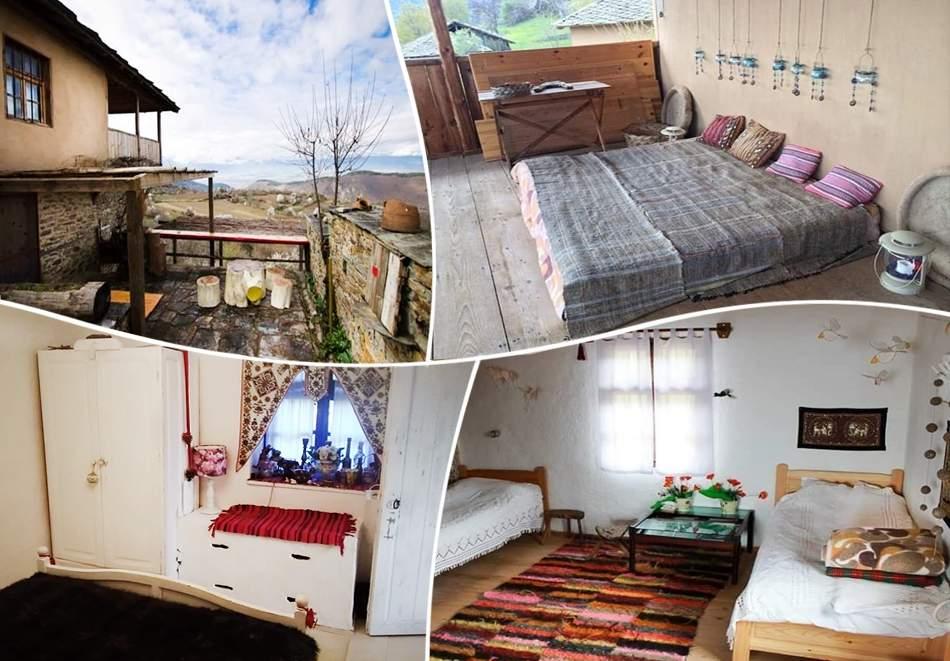 1 нощувка за 6 човека в самостоятелна къща от къща Дими, Лещен