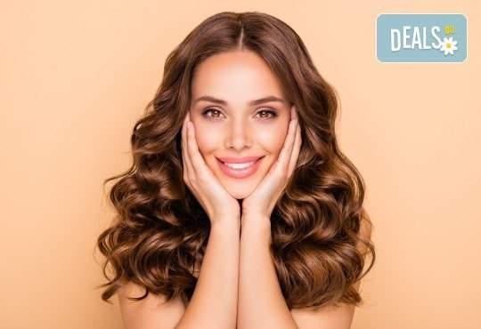 Изберете вашата терапия в салон за красота Вили! + Почистване на лице с ултразвук