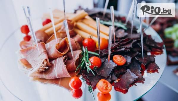 H&D catering предлага страхотни солени коктейлни хапки за вашите гости! Включени бонуси