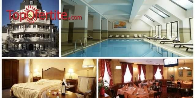 Хотел Феста Уинтър Палас 5*, Боровец! Нощувка + закуска, вътрешен басейн и СПА пакет на цени от 62,50 лв. на човек