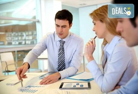 Учебен център Академис предлага курс по бизнес администрация! Онлайн обучение