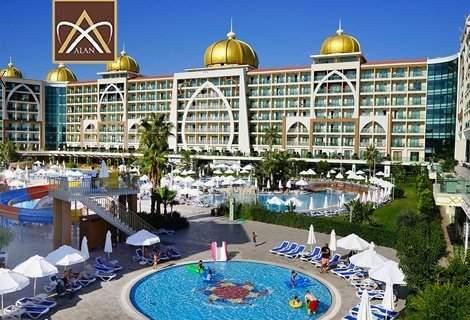 ULTRA ALL INCLUSIVE в хотел Alan Xafira Deluxe Resort & Spa*****, Алания на специална цена!