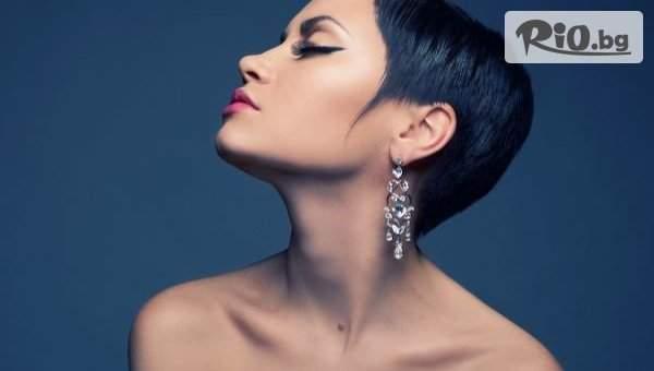 Салон за красота Bibi fashion предлага Подстригване и масажно измиване на специална цена!