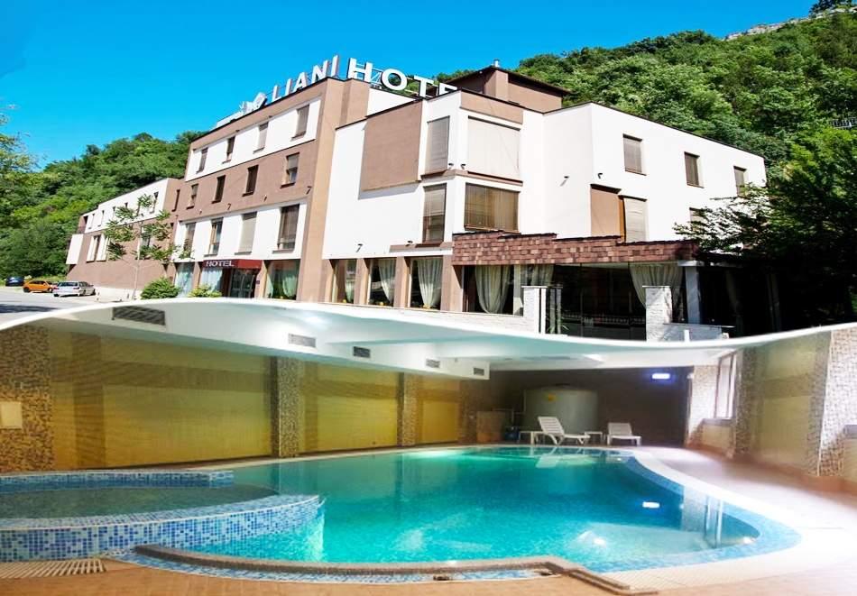 Почивка в хотел Лиани*3, Ловеч! Възползвайте се от басейн, вечери и закуски!