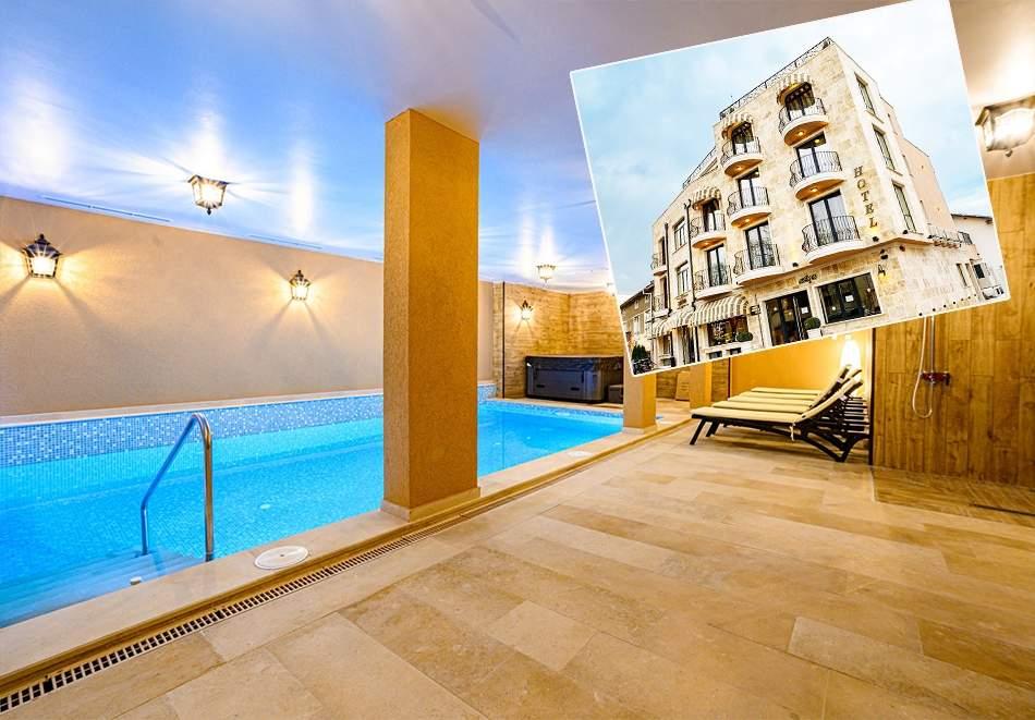 Ваканция в хотел Антик, Павел Баня! Включва изхранване вечери и закуски! Плюс зона за релакс и басейн!