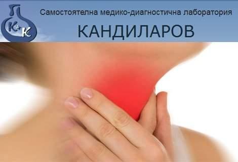 СМДЛ Кандиларов предлага Изследване на АНТИТЕЛА ТАТ и МАТ на специална цена!