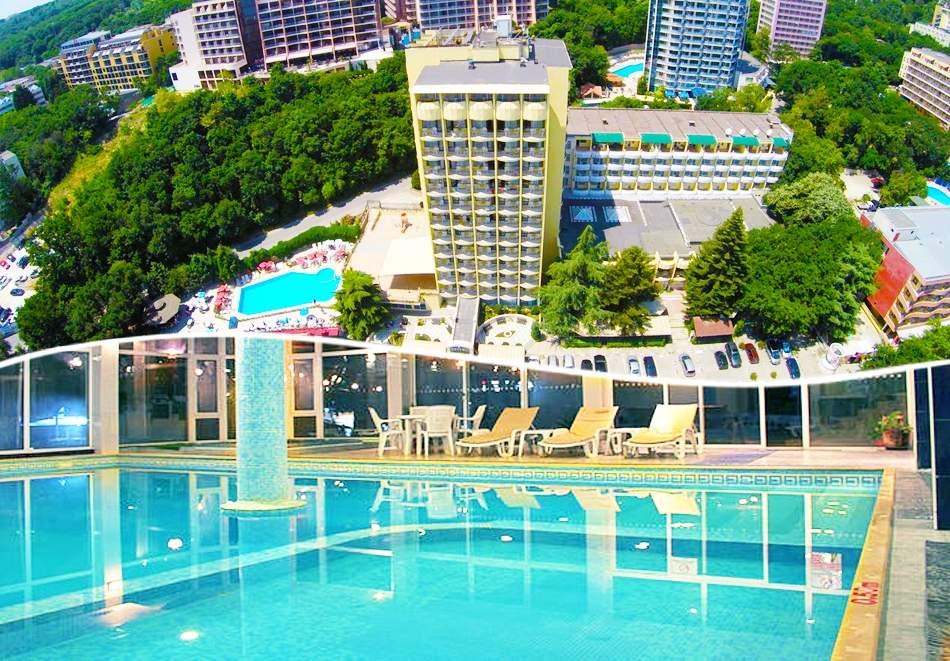 All inclusive в хотел Шипка****, Златни Пясъци! Включва зона за релакс!
