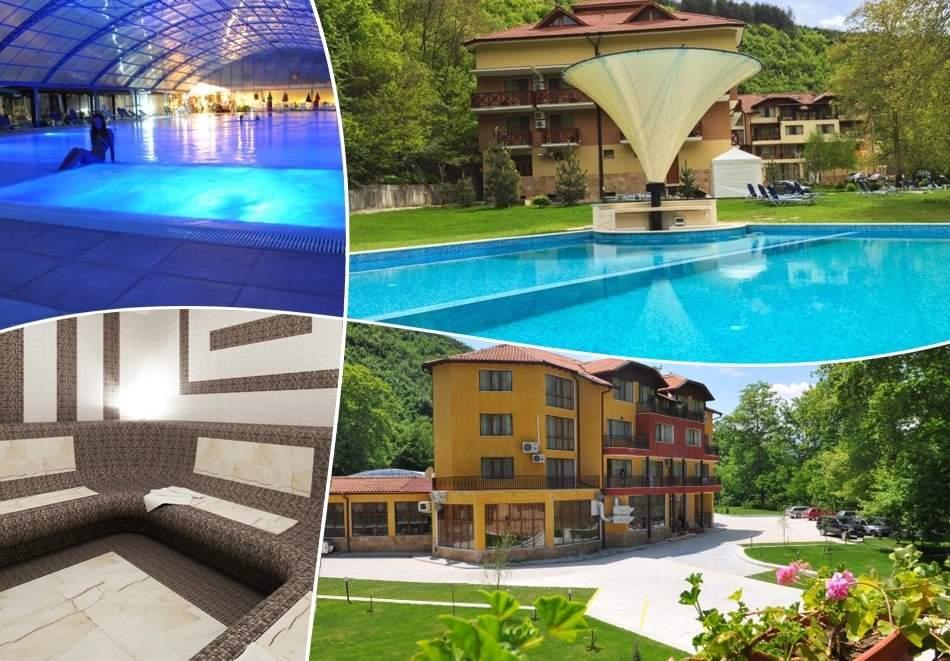 Релаксирайте в хотел Делта, Огняново! Включва басейн с минерална вода и закуски!