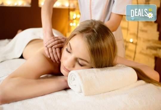 Салон Слънчев ден представя лечебен и болкоуспокояващ масаж на гръб