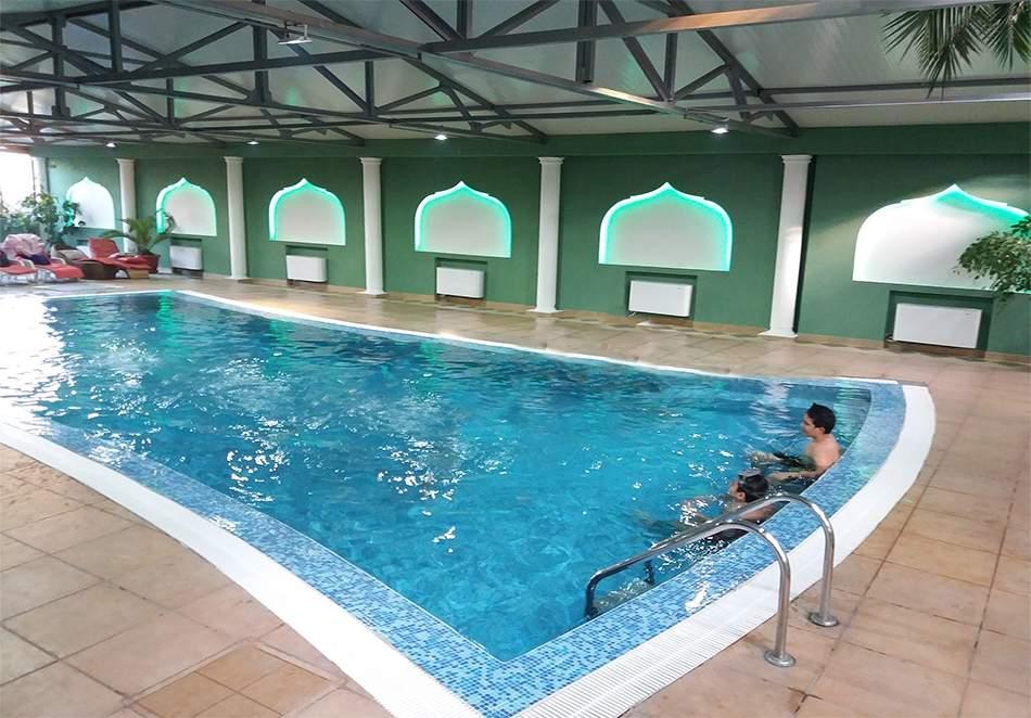 Релаксирайте в хотел Бац*4, Петрич! Възползвайте се от център за релакс и басейн с минерална вода!