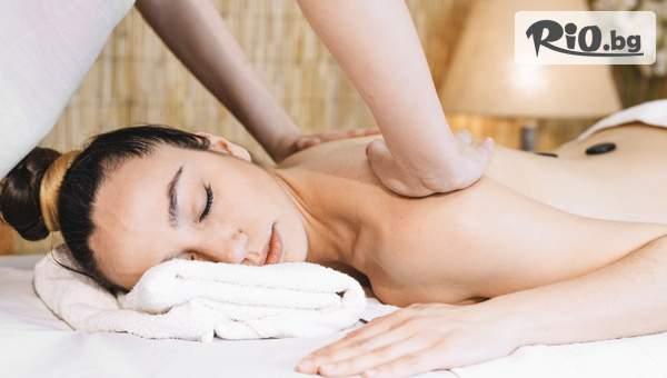 Масажно студио Кинези Плюс предлага спортен гръбен масаж на специална цена!