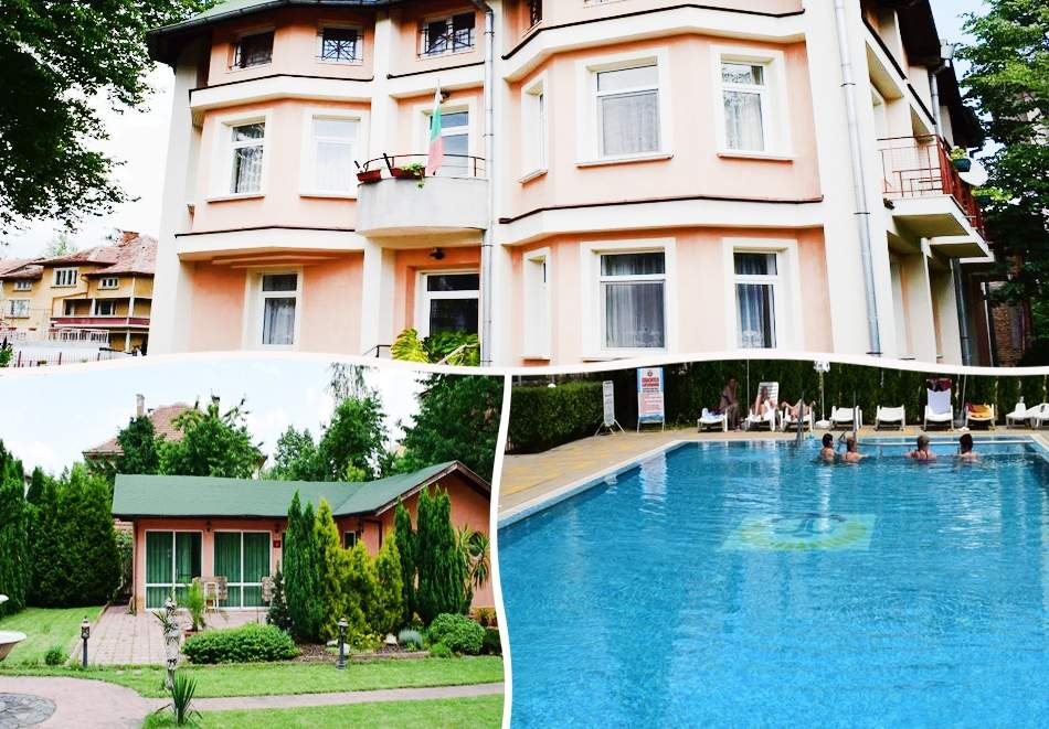 Пълен релакс в хотел Тинтява 2, Вършец! Включва минерални басейни, вечеря и закуска!