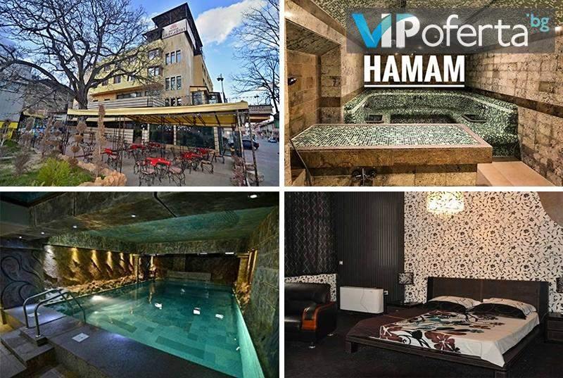 Голям релакс в Хотел България, Велинград! Включено изхранване вечеря и закуска
