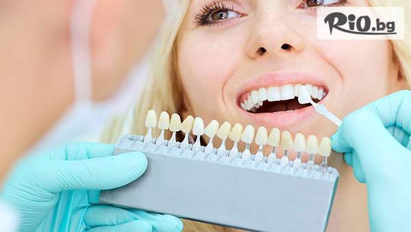 Д-р Ваня Николова предлага преглед, избелване и почистване на зъбен камък!