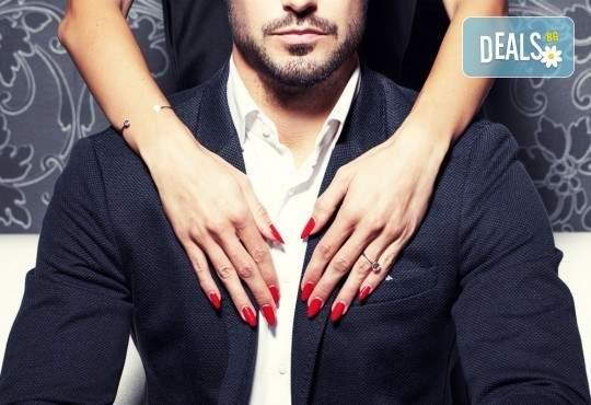 Обгрижете ноктите си в салон Bellisima! + Сваляне на стар гел лак