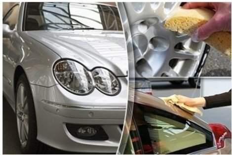 Грижа за вашият автомобил в Автомакс на специална цена! Включва Полиране на фарове