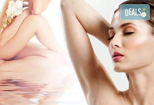 Обгрижете тялото си в Beauty Angel! Включени процедури и фотоепилация