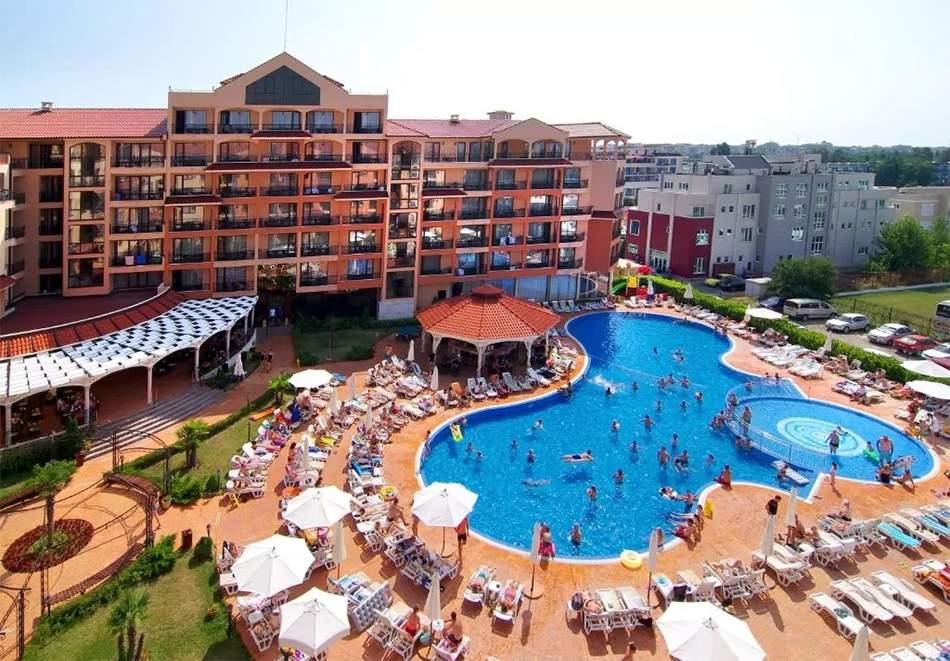 2, 3 или 4 нощувки на човек на база All Inclusive в Хотел & СПА Диамант Резиденс****, Слънчев бряг