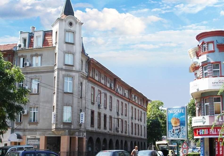 Ваканция в хотел Елит Палас Пловдив на промо цена!