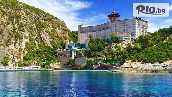 Луксозна почивка в Кушадасъ през Май и Юни! 7 нощувки на база All Inclusive + СПА в Хотел Ladonia Adakule, от Arkain Tour