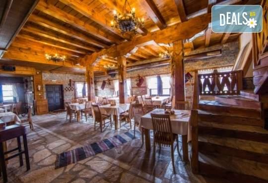 До 31.05 в Хотел Лещен: нощувка в двойна стая, закуска и вечеря, релакс зона