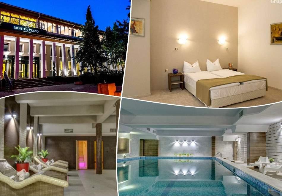 Отпочивайте в хотел Монте Кристо, Благоевград! Включени басейн с минерална вода, вечеря и закуска!
