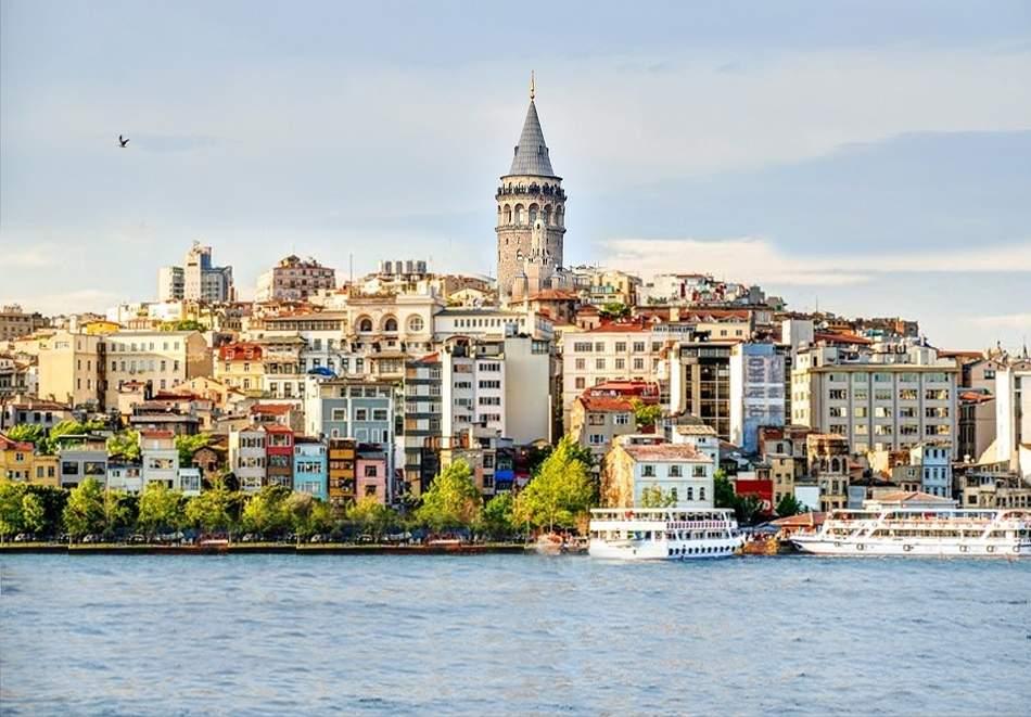 Отпочивайте за три дни в Истанбул! Включва закуски!