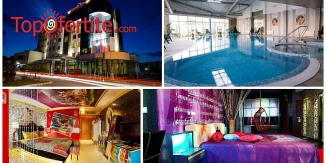 Отпочивайте в Diplomat Plaza Hotel & Resort****, Луковит! Включва басейн и закуска! Плюс зона за деца