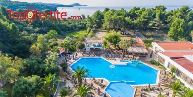 Лятна почивка през новата година в Poseidon Resort**** Халкидики! Възползвайте се и от басейн!