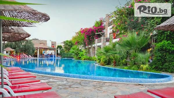 Почивка в Бодрум! 7 нощувки на база All Inclusive + СПА в Хотел Ayaz Aqua Beach, от Arkain Tour