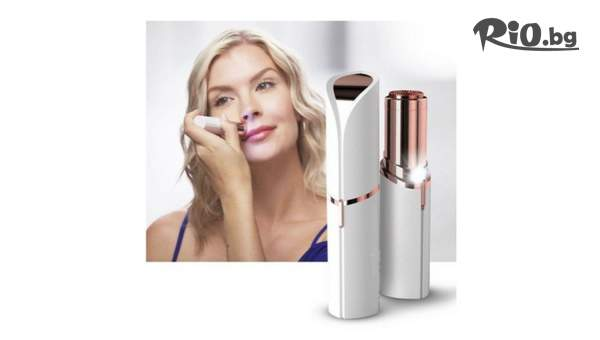 Дамски тример Touch Flawless за съвършена кожа, от Prodavalnikbg.com