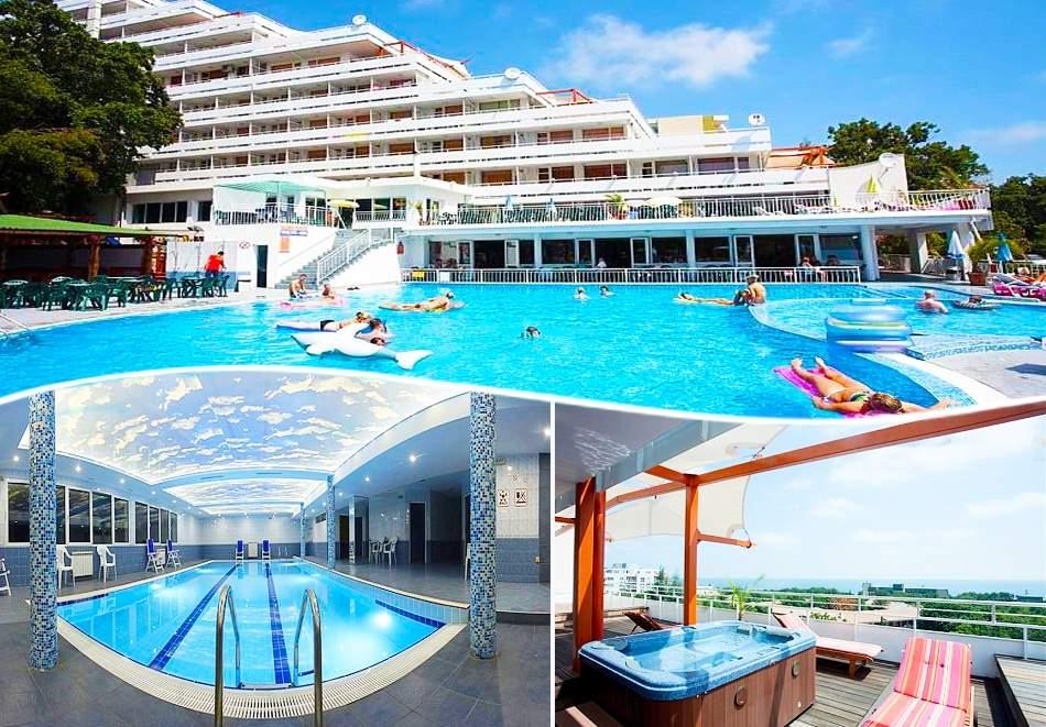 Релакс в хотел Плиска*3, Златни пясъци! Включва център за релакс и басейн!