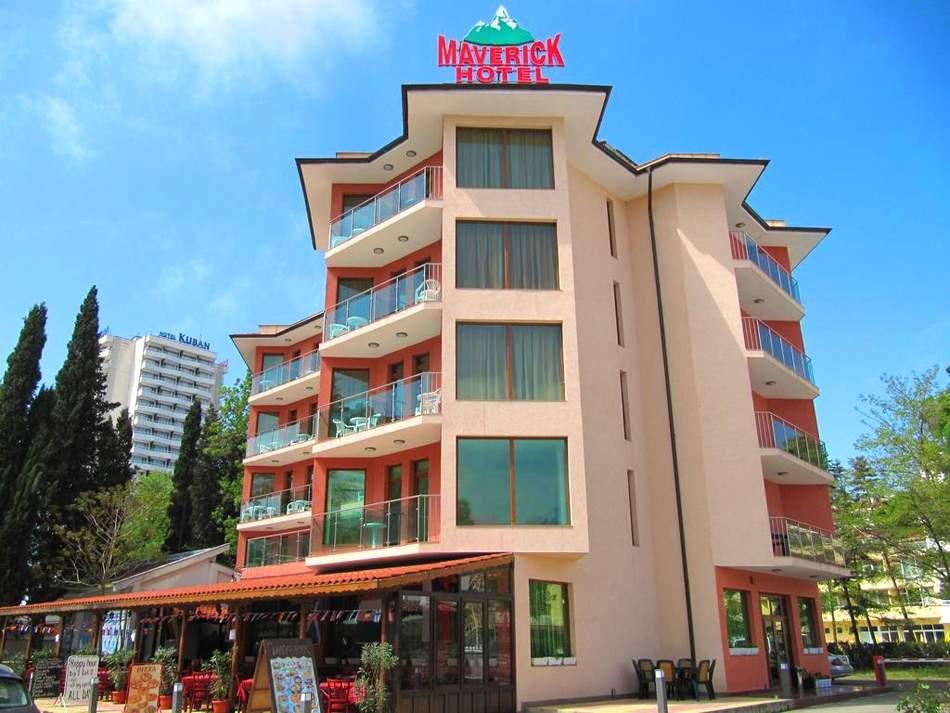 Релаксирайте в хотел Маверик, Слънчев бряг! Подходящо до 4-ма души