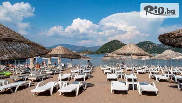 Ранно записване за почивка в Мармарис! 7 нощувки на база All Inclusive в Хотел Mumanar Beach Residence 5*, от Arkain Tour
