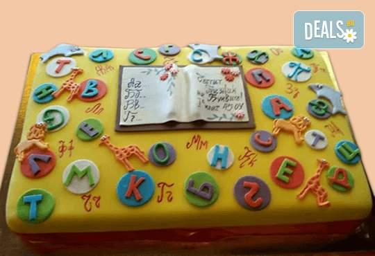 Сладкарница Джорджо Джани предлага торта ученици, абитуриенти и абсолвенти на специална цена!