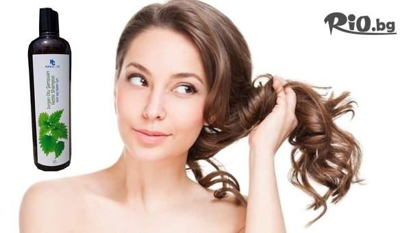 Шампоан с коприва за мазна коса Hunka Care 700 ml, от Prodavalnikbg.com