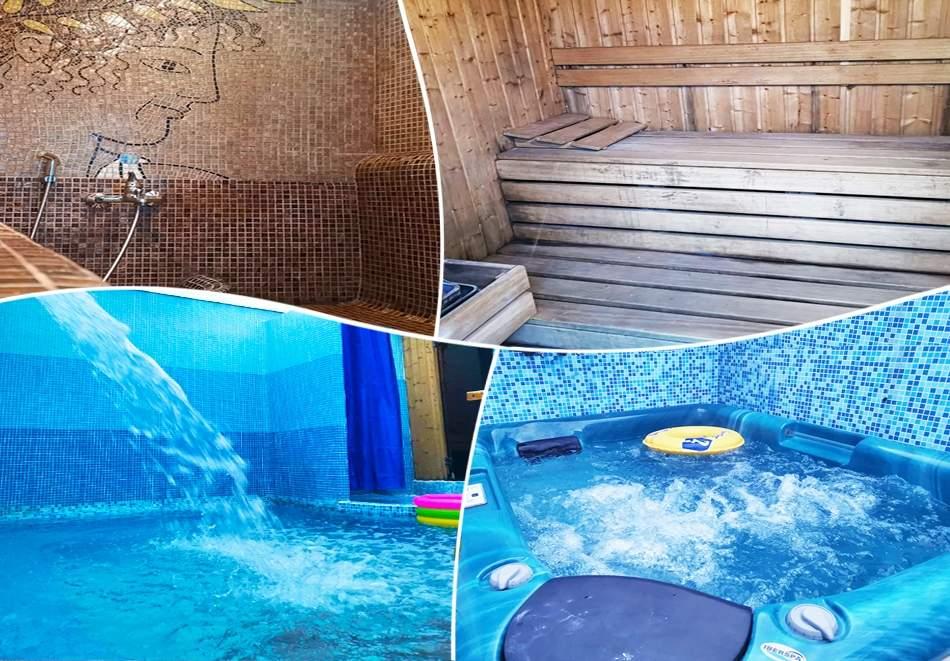 Уикенд във Велинград! Нощувка на човек + басейн с минерална вода и релакс пакет от къща за гости Медея