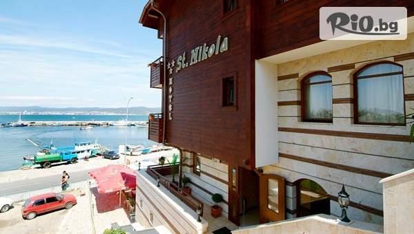 На море в Хотел Свети Никола, Несебър на специална цена!