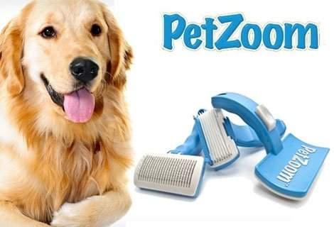 Не позволявайте на кучешката и котешка козина да съсипят приятелството ви с вашия домашен любимец! Вземете Pet Zoom – четка за почистване на домашен любимец само за 5.80 лв.