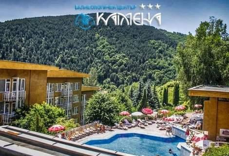 Ваканция в хотел Камена***, Велинград! Включва басейн с минерална вода, вечеря и закуска!