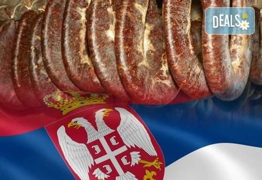 Януари на фестивала на пегланата колбасица в Пирот: 1 нощувка, закуска и вечеря, транспорт