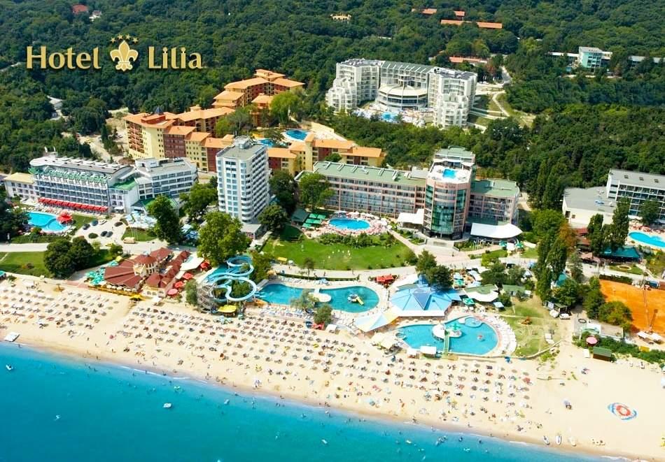 All inclusive в хотел Лилия*4, Златни пясъци!