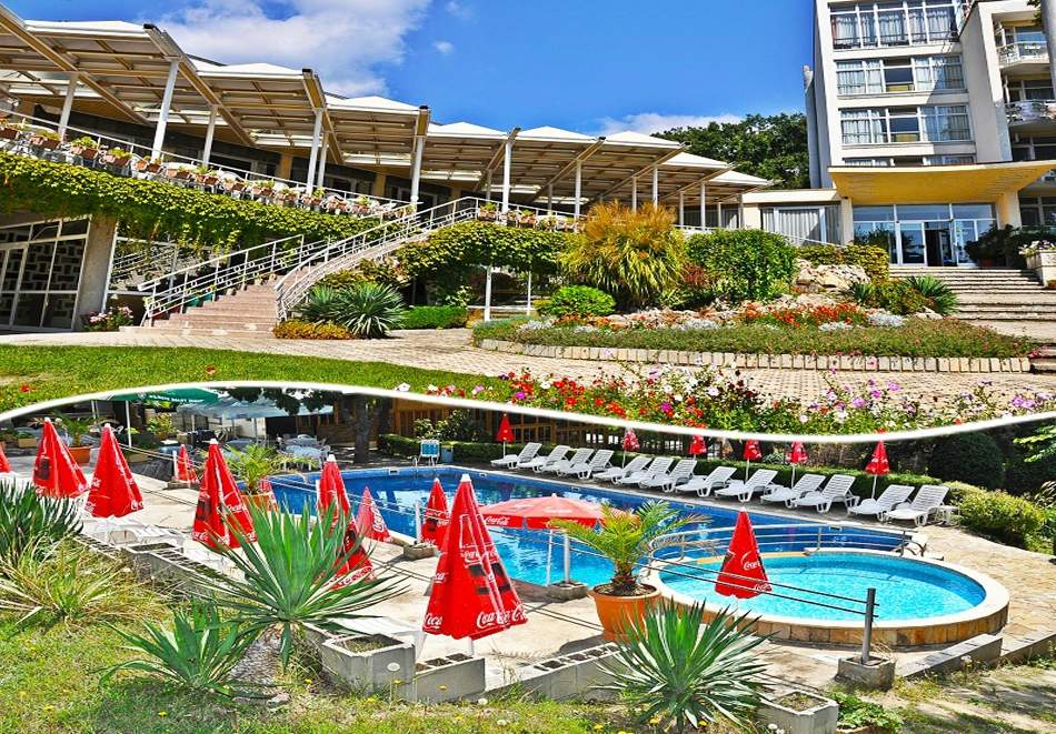 All Inclusive + басейн на супер цена от хотел Нептун к.к. Константин и Елена. Дете до 12 г. БЕЗПЛАТНО!!!