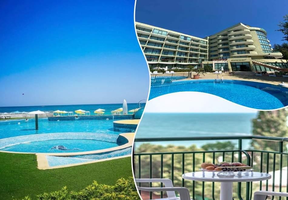 All Inclusive в хотел Палм Бийч, Златни пясъци! + Близък плаж