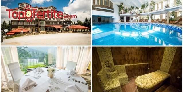 Пролетна ваканция в Хотел Снежанка 3*, Пампорово! 1, 3, 4 или 5 нощувки + закуски, закрит плувен басейн и сауна на цени от 38 лв. на човек