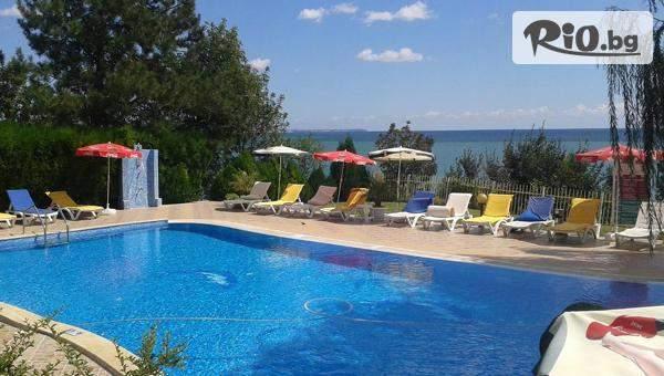 Релаксирайте в Хотел Рай***, близо до Балчик! Включва закуска и басейн