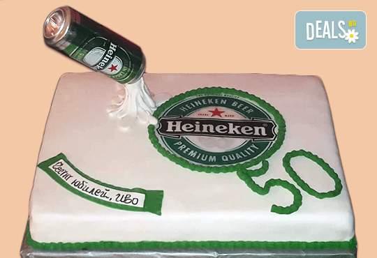 Сладко изкушение от Сладкарница Джорджо Джани! Включва Фирмена торта на специална цена!