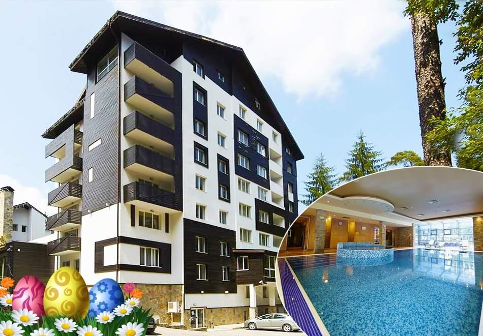 Великден и майски празници в хотел Феста Чамкория, Боровец! 3 нощувки на човек със закуски, обеди и вечери + басейн и релакс зона във Феста Чамкория****