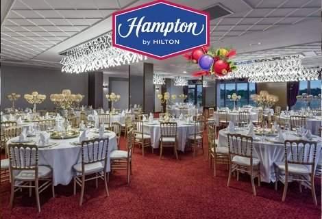 Нова Година в Галиполи - Чанаккале, Турция! Транспорт + 3 нощувки със закуски и вечери, вкл. Празнична вечеря в хотел Hampton by Hilton 4 +*  с неограничени напитки за 399 лв. на Човек!